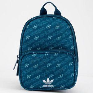 ADIDAS Originals Santiago Blue Mini Backpack